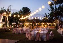 Padma Resort Legian - Wedding of Richard & Jennifer by Padma Hotels