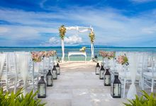 Beach Wedding by The Laguna Resort and Spa, A Luxury Collection