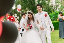 Celebrating Angel & Simon by Andrew Koe Photography