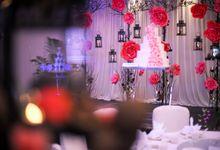 A Whimsical Love Affair Wedding Showcase 2016 by Pan Pacific Singapore
