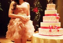 Wedding of Junwei & Kristal by Bi-lingual Female Emcee Sharlyn Lim