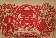 Wedding of Mark Tan & Wu Fan by Bi-lingual Female Emcee Sharlyn Lim