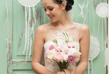 FRENCH BOHEMIAN by Petalé Flowers