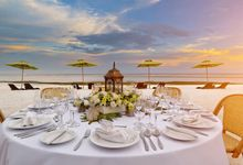 Wedding Venue Set up by South Palms Resort Panglao