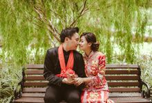 Wedding Day from Bangsar to Kota Kemuning by Cliff Choong Photography