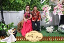 The Wedding of Welly & Vera by Cinnamon Photocorner
