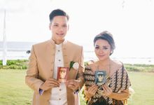 Alma Dillany & Alda Iriano Wedding by Bali Berdua Wedding