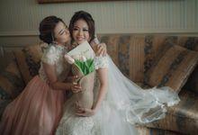 Wedding of Melinda & Yohan by Melaty Tengker