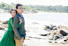 The Prewedding of Erica and Daniel by LOTA | LAURENT AGUSTINE