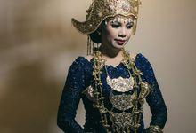 Myra & Arief Grand Traditional Wedding by Bojou Weddings