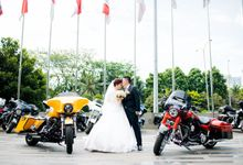 The wedding of Hendry & Marcella by Eugene & Friends