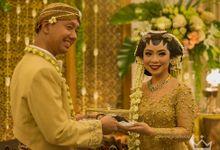 Raditya & Modelyn by One Heart Wedding