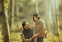 Gandi & Vivin by 3X Photographer