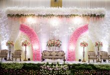 Wedding of Afani and Ridzki by Ohana Enterprise