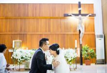 The Wedding Of Chandra & Liliana by Finest Organizer