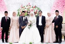 Wedding of  Ridzki and Afani  ICE BSD by Ohana Enterprise