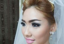 Wedding Makeup by Eva Bridal & Make Up