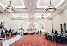 Wedding of Dicky & Pan Shuang at The Springs Club by Ohana Enterprise