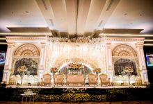 STEVE & CINDY WEDDING by Discovery Hotel & Convention Ancol