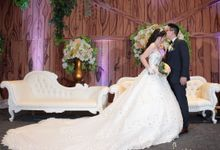 Wedding of  Steven and Yuni by Ohana Enterprise