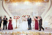 Wedding of Dean and Vio by Ohana Enterprise