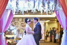 Wedding of Andry & Vina by Ohana Enterprise