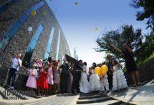 The Wedding Of Hendra & Riny by Finest Organizer