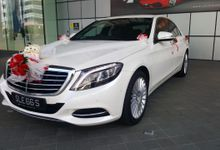 Beautiful White Merc S Class by Ultimate Drive