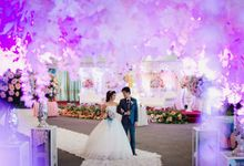 Wedding Of Yoseph and Lusi by Ohana Enterprise