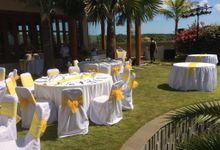 The wedding of Rey and Rani in CASA BONITA Villa by Premier Hospitality Asia