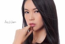 Photoshoot with Bahar D Dirgantara by Veronica Thamrin Makeup Artist