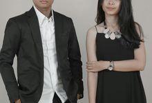 Prewedding Nana & Fahrul by AHR Studio