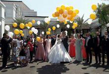 The Wedding Of Bryan & Livia by Finest Organizer