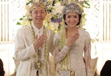 Sthira & Tassya Wedding by Hilda by Bridestory