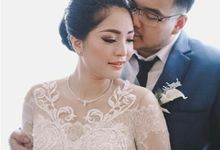 Krishna & Evelin Wedding 3 September 2017 by Sheraton Bandung Hotel & Towers