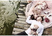 Pre Wedding by Vickyphotography