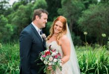 Jacqueline and Matts South Coast Wedding by Casey Morton Photography