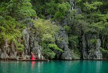 Coron Palawan Engagement by NQ Modern Photography
