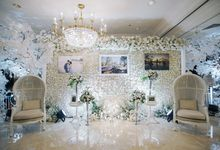 Wilson & Wiedria Wedding by Grand Hyatt Jakarta