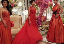 Windy Chandra and Stephanie Tan Wedding at Grand Ballroom by Grand Hyatt Jakarta