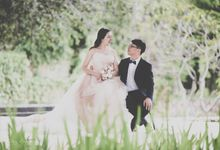 wu song prewedding photoshoot by Valyn Photography