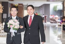 THE WEDDING - WIRAWAN & VERLY - Morning Procession by ALEGRE Photo & Cinema