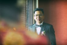 Xinyi and Caleb - Wedding Day by Go Panda Productions