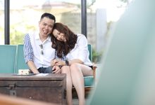 Pre-wedding Shoot by Bel & Makeup