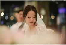 Young & Devica Wedding by Reynard Karman Photography
