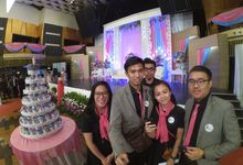 The Wedding of Rocky & Julyn by Impressions Wedding Organizer