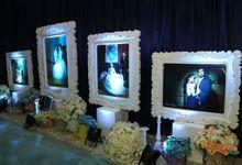edwin & yenyen wedding by Bleubell Flowers Decoration