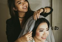 The Wedding by VA Make Up Artist