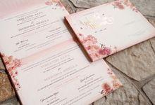 The Wedding of Yohanes & Merissa by Memento Card