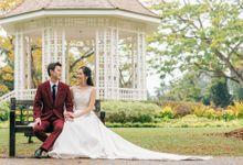 YM & Karin Pre-Wedding by Susan Beauty Artistry